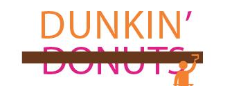 Dunkin'...Nothing?