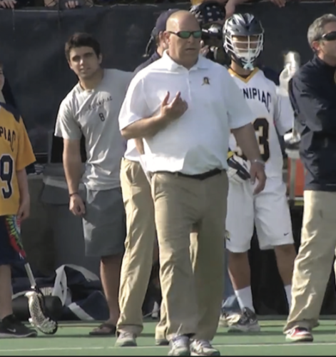 Quinnipiac men's lacrosse head coach relieved of duties