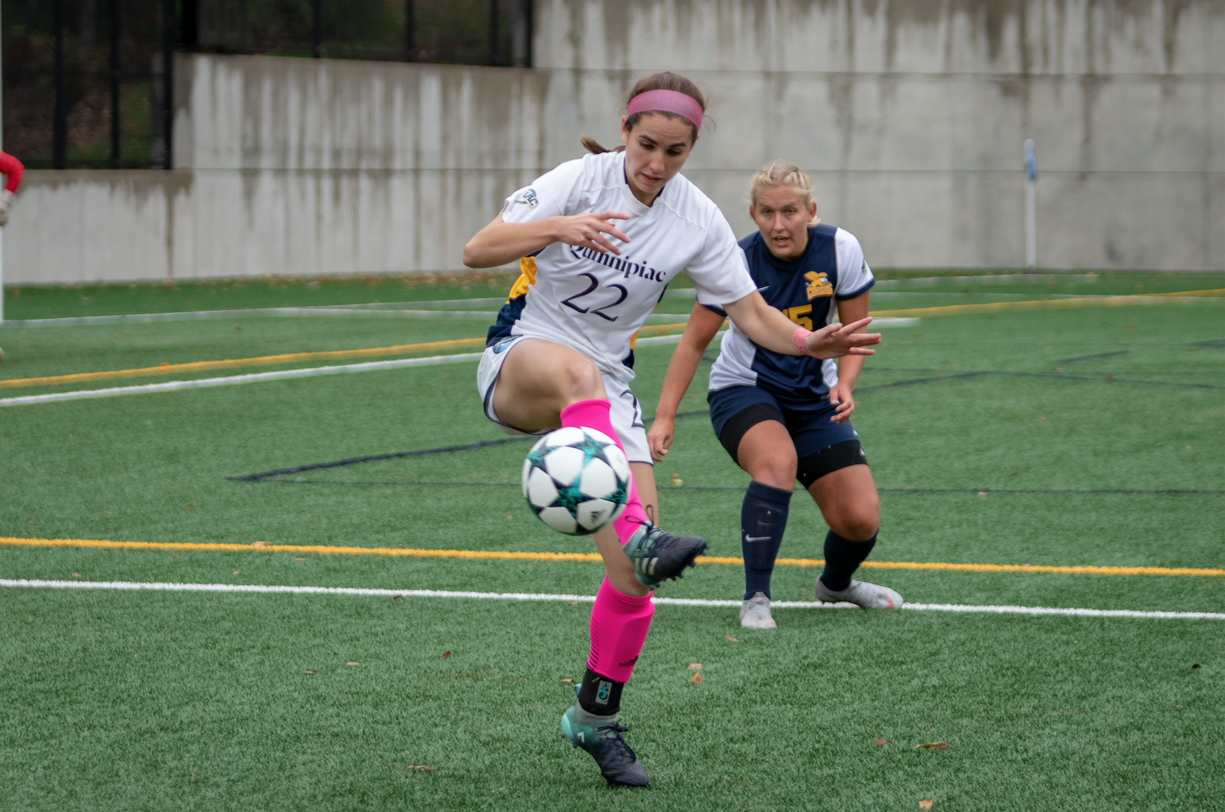 Quinnipiac women's soccer plays Canisius to a draw