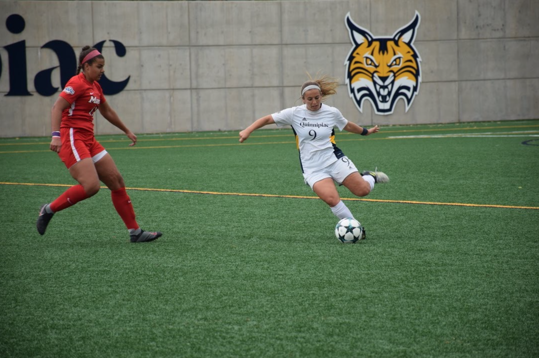 Quinnipiac women's soccer finishes even with Marist on Senior Day