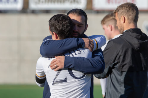 Quinnipiac men's soccer falls in MAAC Championship to Rider, 1-0