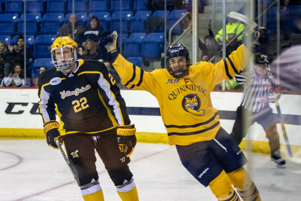 Murphy's Law: What the Quinnipiac men's ice hockey team should be thankful for