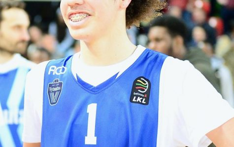 The pressure on LaMelo Ball
