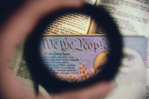 Nation to Campus: Subjectivity and the Constitution