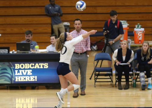 Quinnipiac volleyball staff fired after 9-21 season