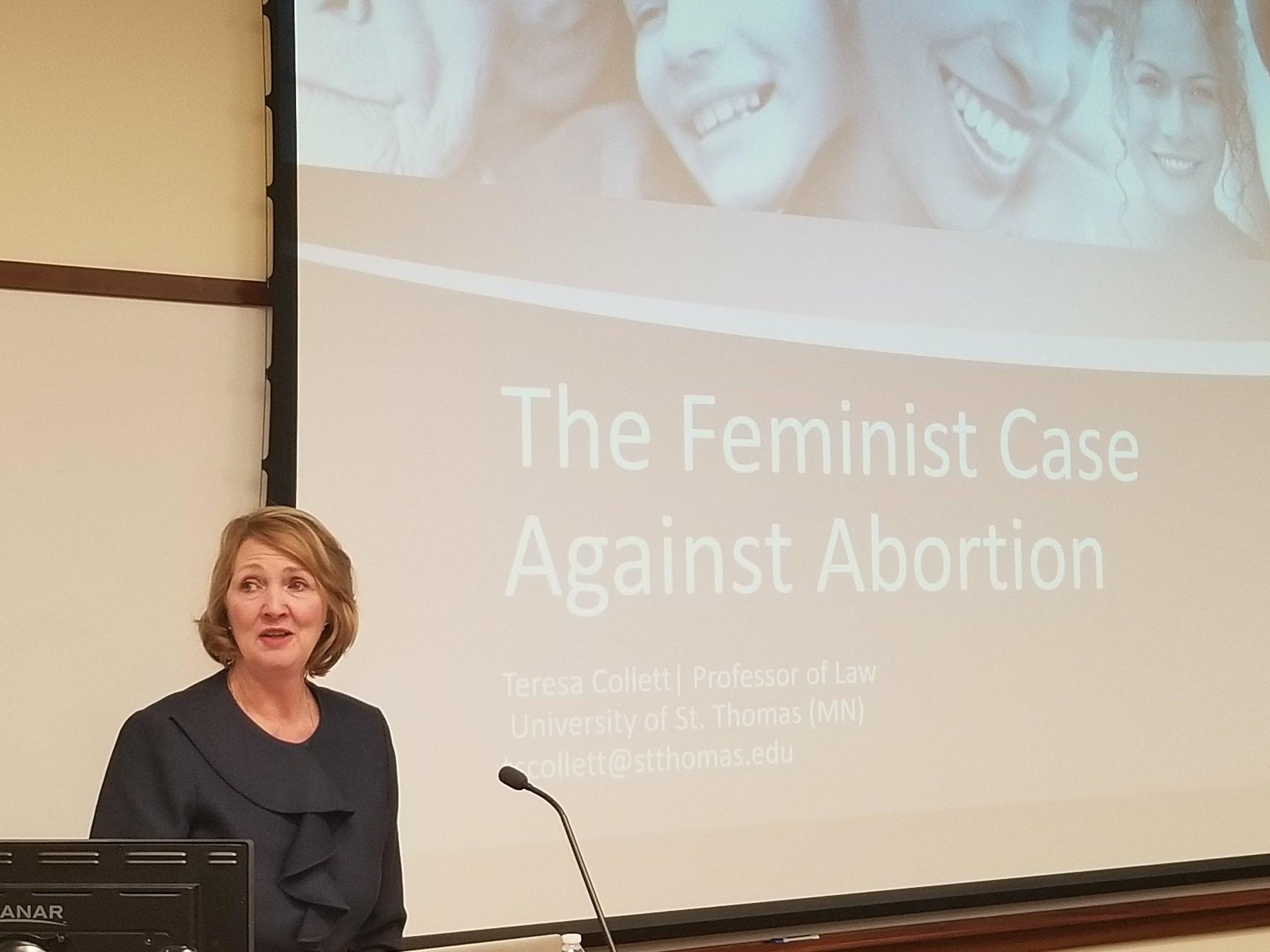 Pro-life feminism: a candid conversation