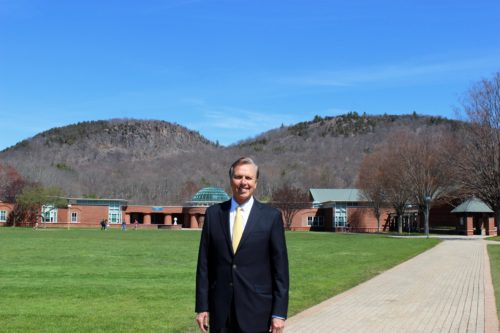 Former Quinnipiac President John Lahey awarded for service to Ireland