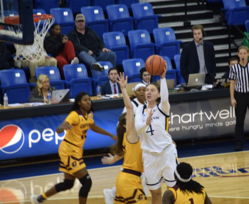 Quinnipiac women's basketball drops home opener to Central Michigan
