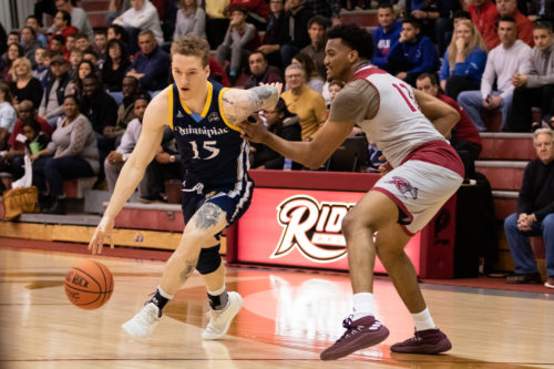 Quinnipiac+men%27s+basketball+splits+opening+MAAC+weekend+after+loss+to+Rider