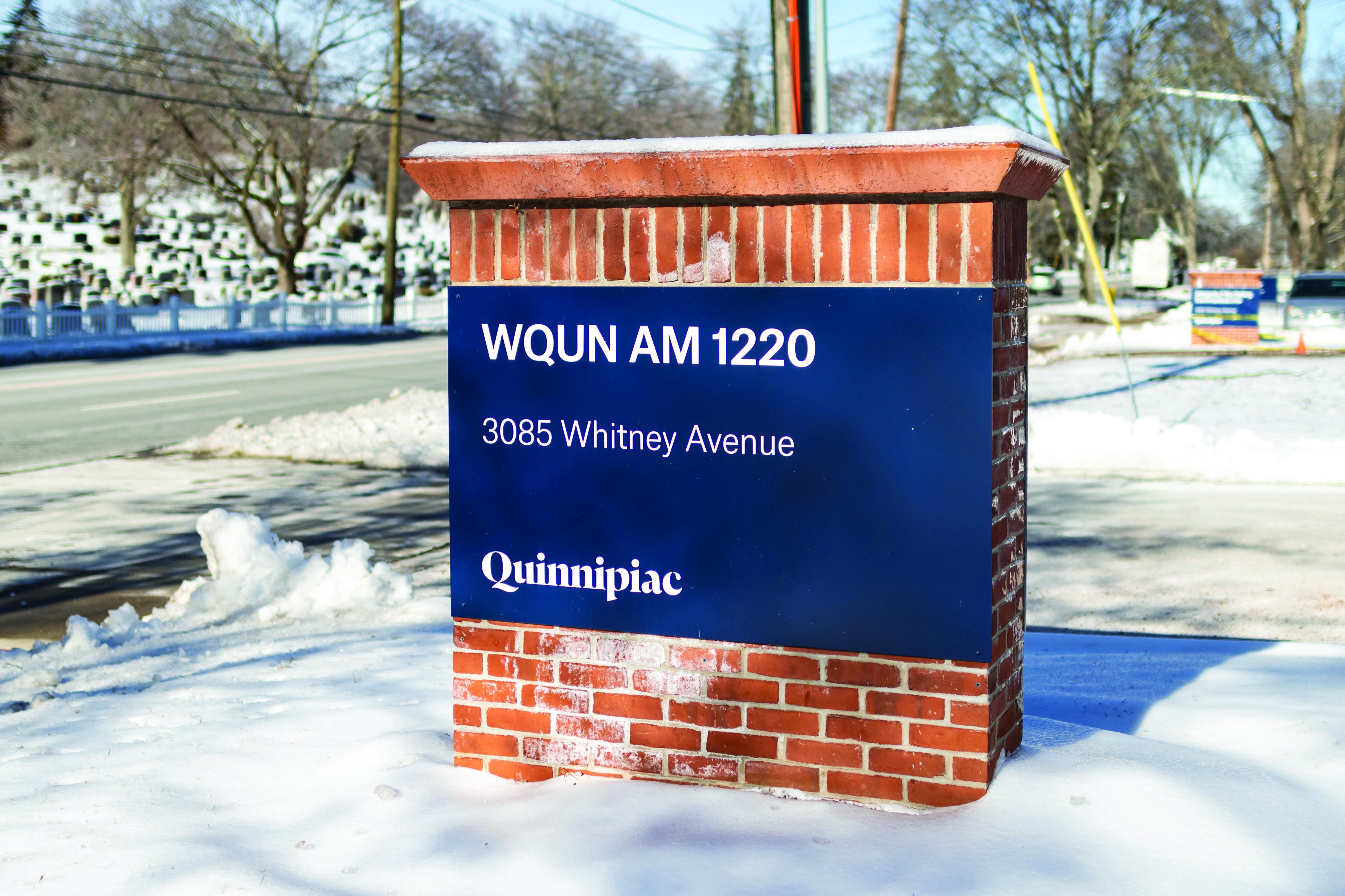Quinnipiac radio station AM-1220 WQUN to be shut down in June