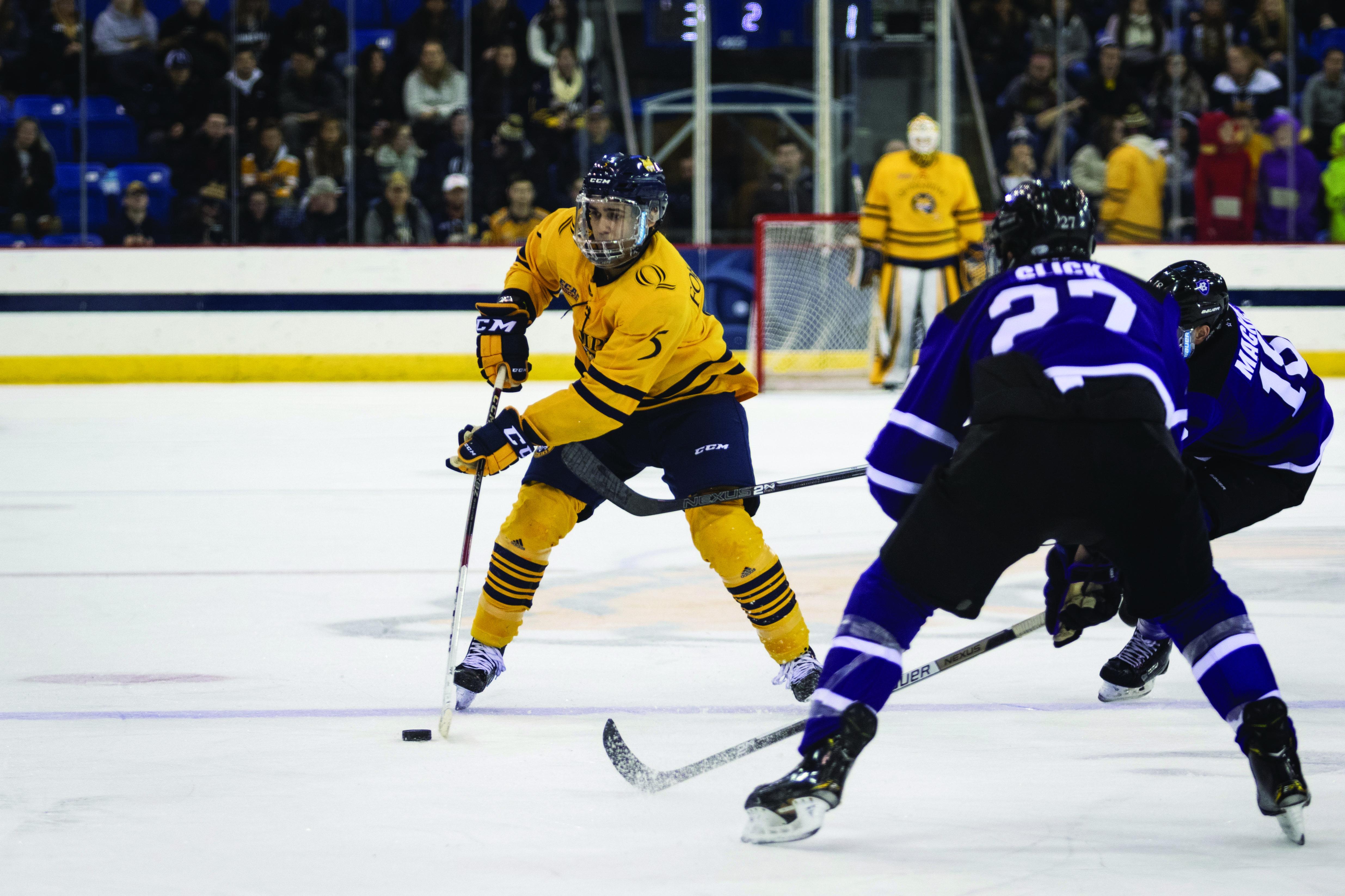 Murphy's Law: The final stretch for Quinnipiac men's ice hockey