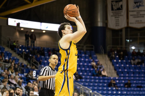 Last minute push not enough for Quinnipiac men's basketball against Marist