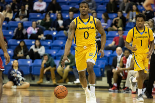 Quinnipiac men's basketball defeated by Iona on Tuesday night