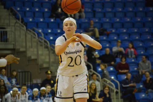 Quinnipiac women's basketball defeats Niagara 62-42