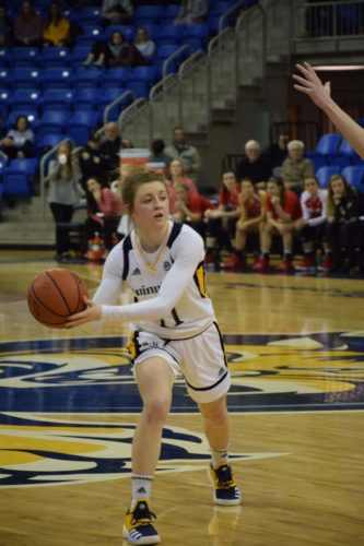 Jen Fay leads Quinnipiac women's basketball past Marist