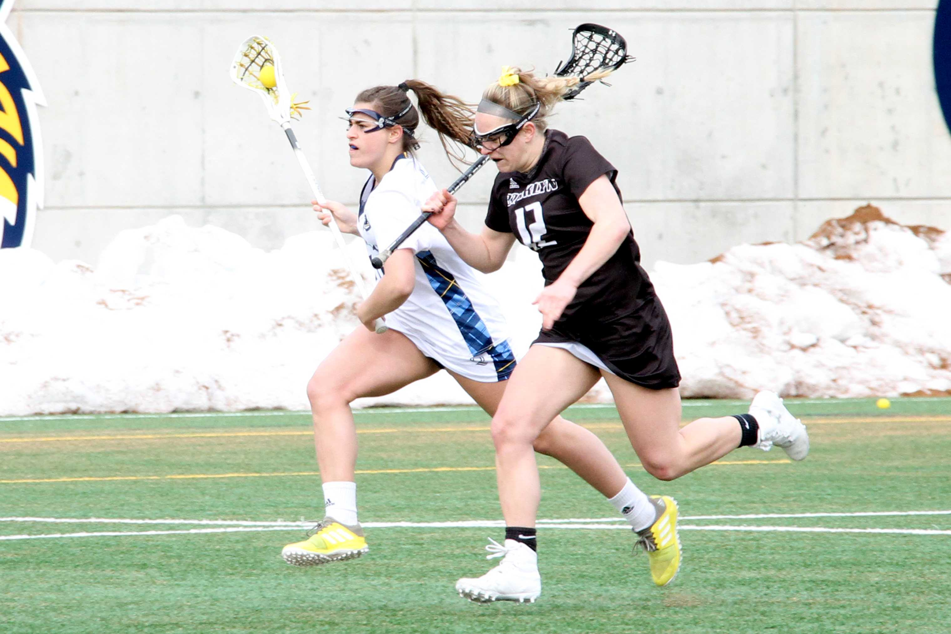 Quinnipiac women's lacrosse picks up second win of the year on Saturday