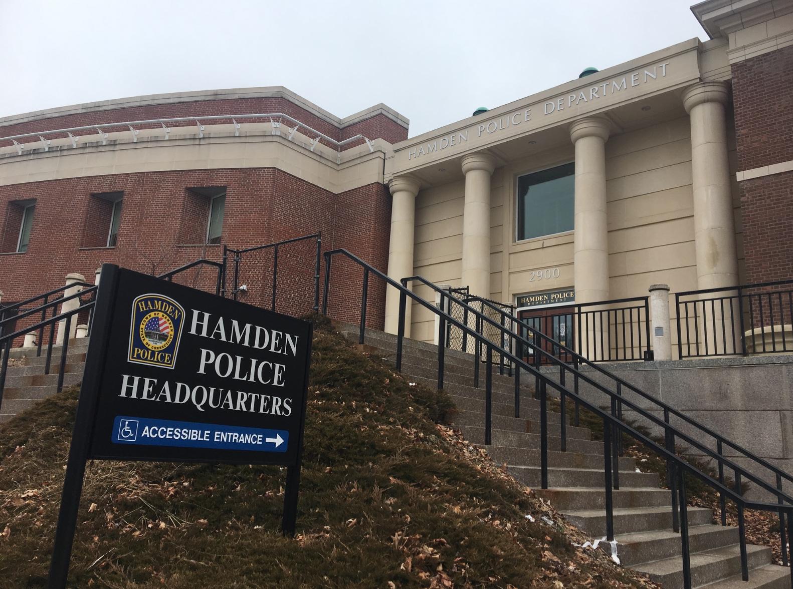 Hamden police officer under investigation for 'concerning' body camera video