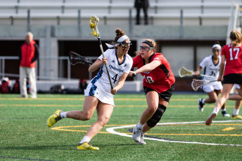 Quinnipiac women's lacrosse drops second one-goal game in a row
