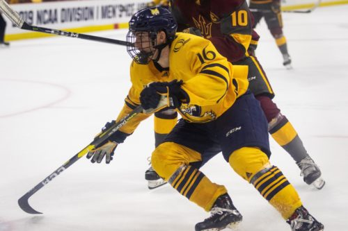 Quinnipiac men's ice hockey moves on to NCAA Tournament regional finals