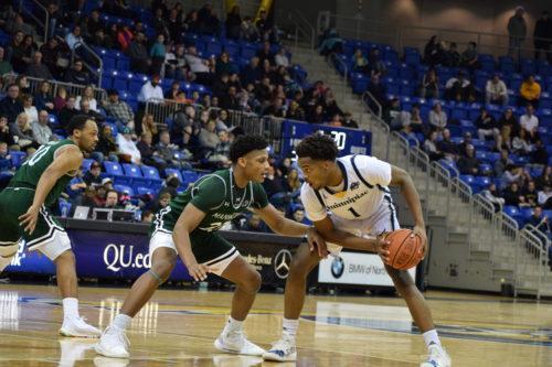 Quinnipiac men's basketball falls in final regular season game