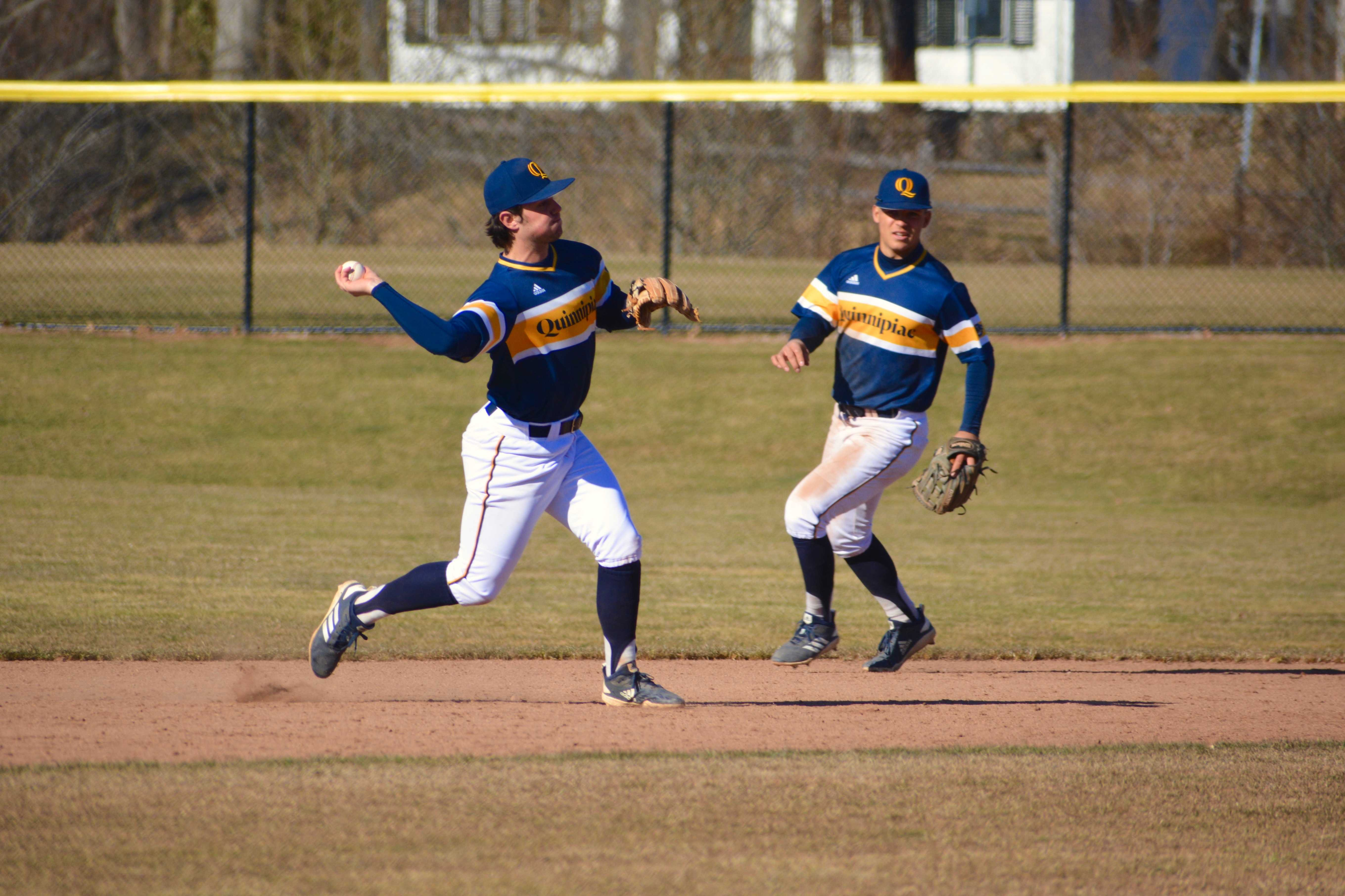 Quinnipiac baseball falls in late innings to URI