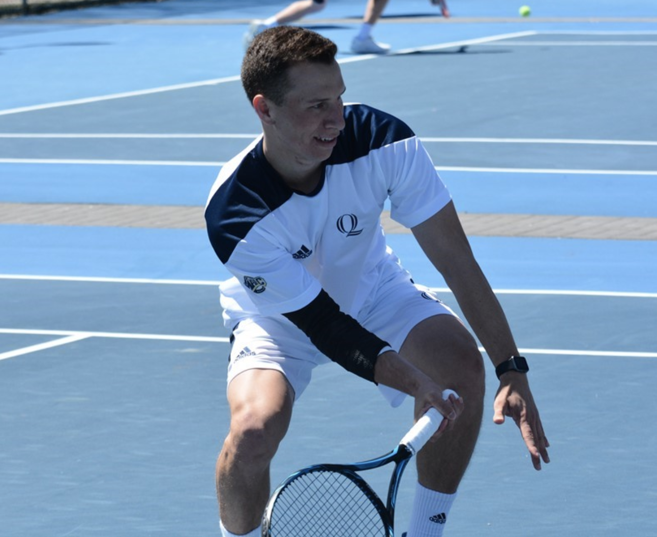 Quinnipiac men's tennis snap five-game losing streak with win at home