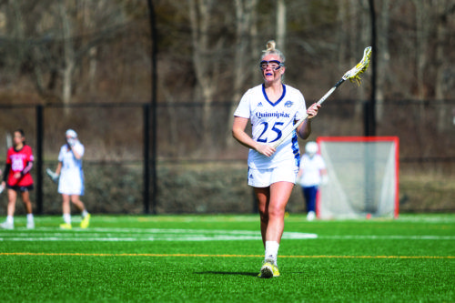 Quinnipiac women's lacrosse eliminated from postseason following loss to Monmouth