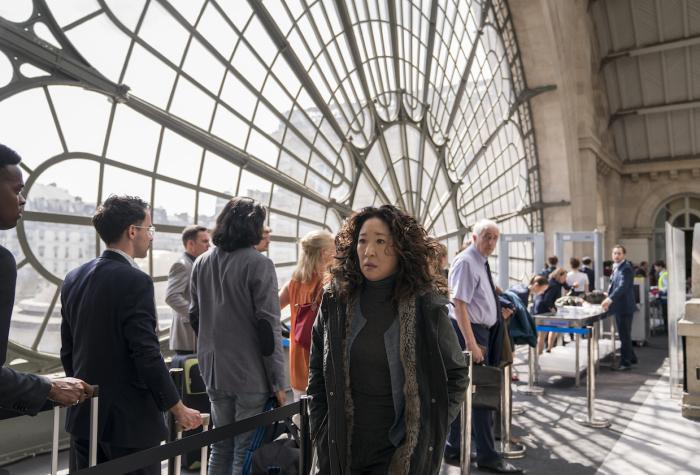 It's 'Killing Eve,' again