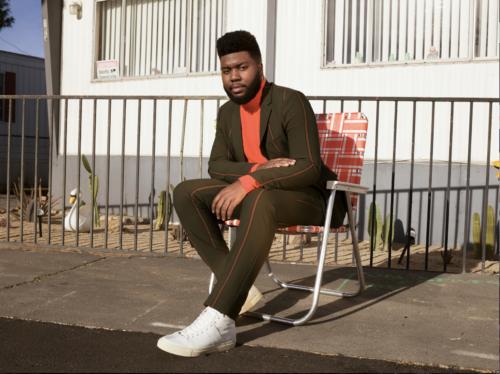 Let's 'Talk' about Khalid's new album