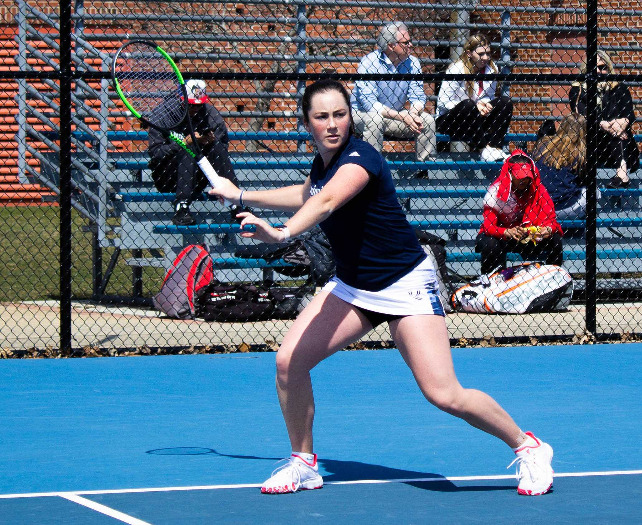 Quinnipiac women's tennis takes down Saint Francis