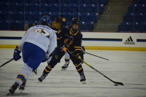 Quinnipiac dominates Ryerson in debut exhibition game