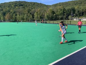 Quinnipiac field hockey shut out by No. 4 UConn