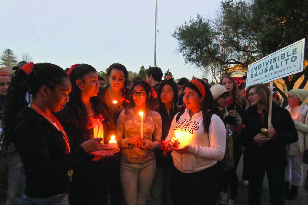 School shootings are not fashionable