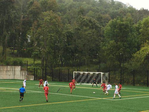 Quinnipiac men's soccer wins home opener 2-1
