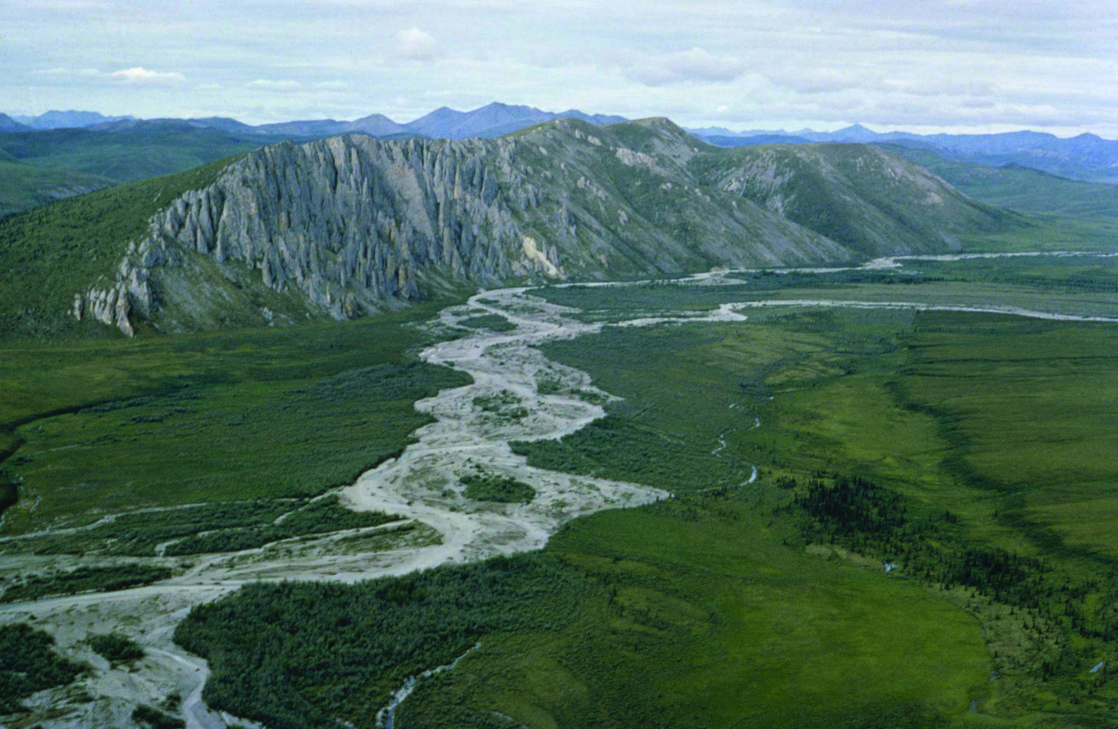 Oil ruins last and largest wildlife refuge
