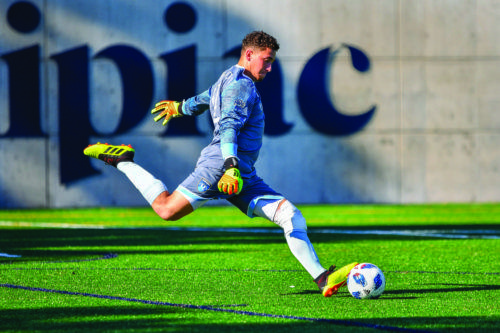 Quinnipiac men's soccer falls short to Iona 2-1