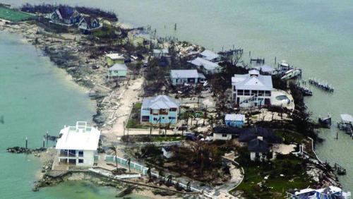 Hurricane+Dorian+left+devastation+in+the+Bahamas%2C+an+island+one+Quinnipiac+student+calls+home.