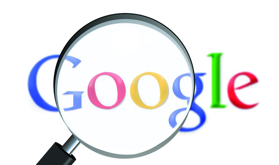 Nearly 90% of internet searches are done through Google.