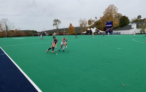Quinnipiac field hockey drops tight match to Yale on senior day