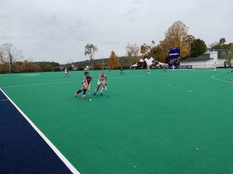 Field hockey preps for MAAC tournament