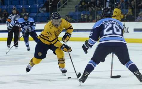 Quinnipiac can't take advantage of opportunities, lose 4-2 to Maine