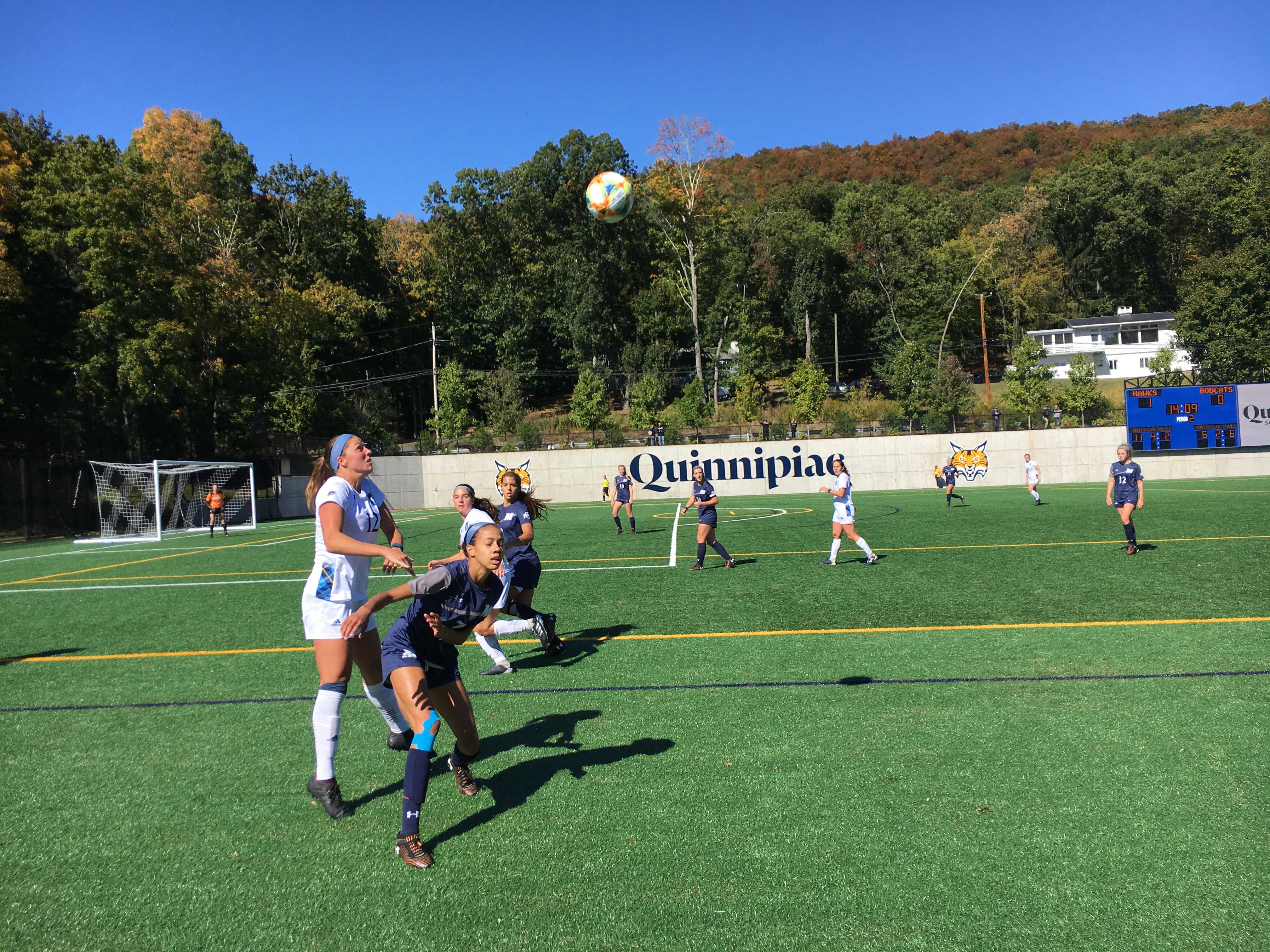 Quinnipiac suffers third MAAC loss of the season