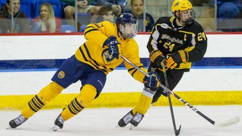 Quinnipiac men's ice hockey shuts out Vermont