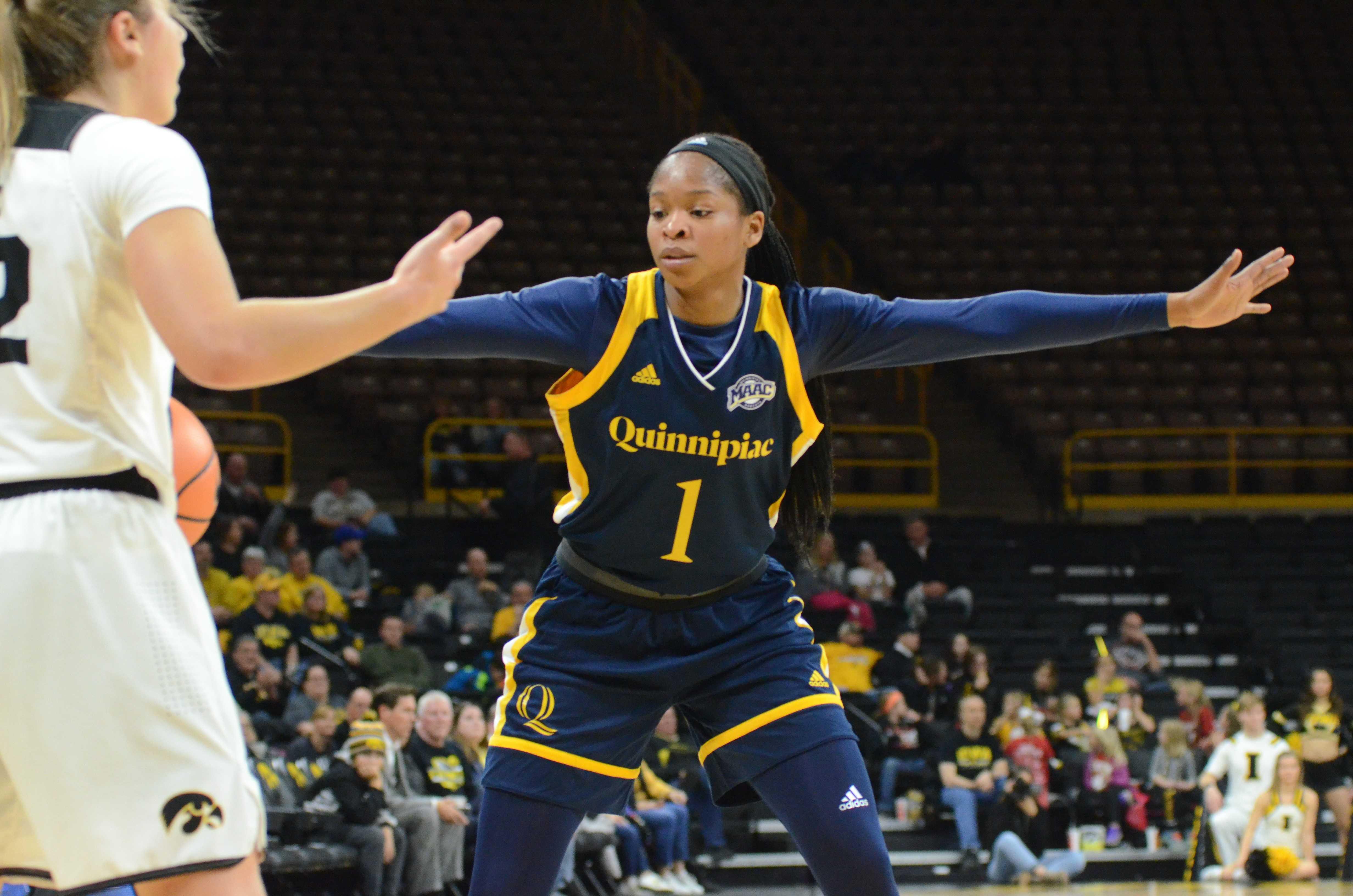 Quinnipiac women's basketball loses Udoji for the season