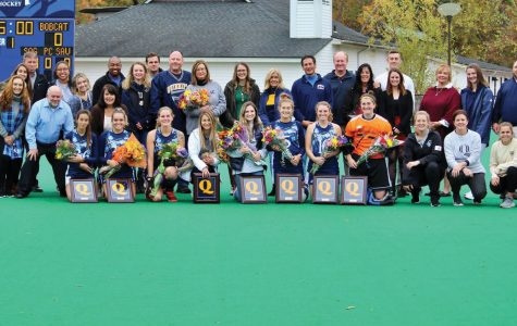 Field hockey finale