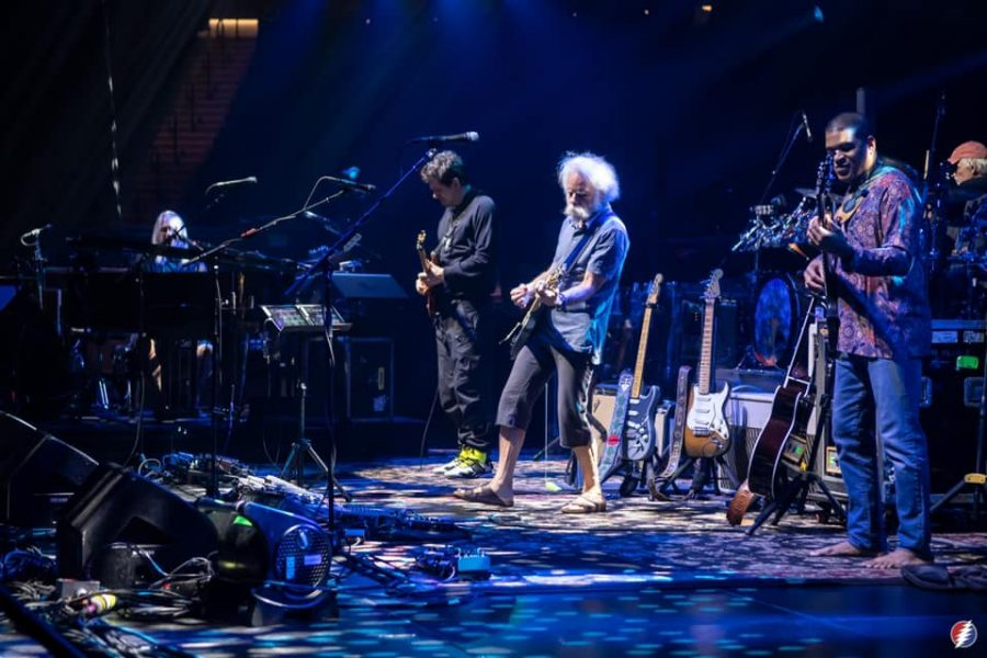 Dead & Company's mini tour,