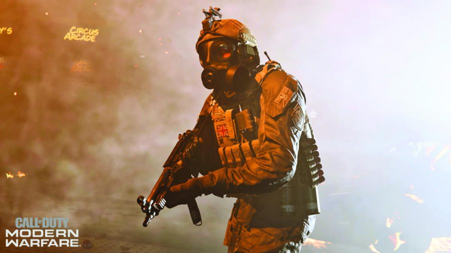 'Call of Duty: Modern Warfare' topped $600 million in sales in its first three days following its release.
