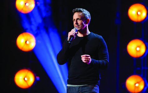 Live from Minneapolis, it's Seth Meyers