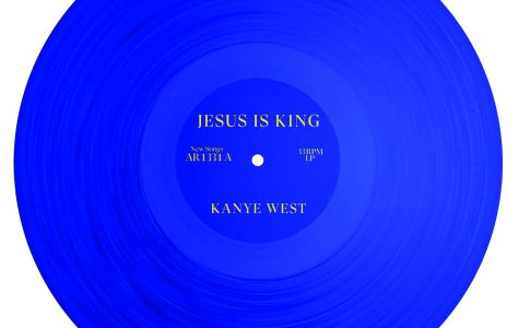 Kanye West released his latest album, 'Jesus is King,' on Oct. 25.
