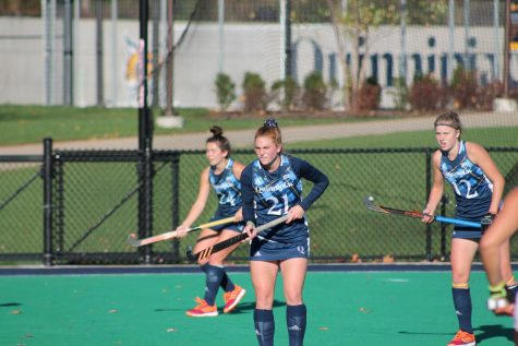 Field hockey finishes preseason with home victory